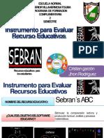 EXPOSICION SEBRAN