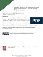 Burford Et Al - Indigenous Participation Intercultural Ed