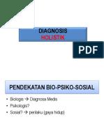 Diagnosis Holistik Dan Penanganan Komprehensif