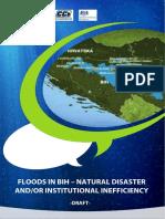 Analiza poplave