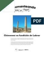 III b Chimeneas Ex Fundicios de Cobre Labrar Byn