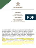 M.P. Misericordia Dei