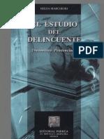 Marchiori Hilda - El Estudio Del Delincuente - Tratamiento Penitenciario