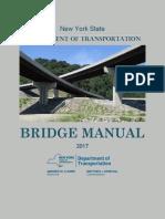 NYSDOT Bridge Manual US 2017