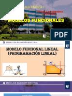 modelos funcionales