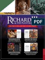 Richard III Amp Amp the Plantagenets August 2018