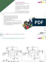 LM3886 Audio Amplifier