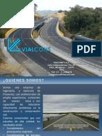 Presentación de VIALCONS