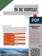 PROYECTO de OROVILLE.