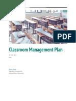 rivas rocio classroom management plan