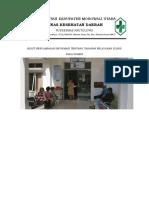 7.1.4.2 Bukti Penyampaian Informasi Tentang Tahapan Pelayanan Klinis Pada Pasien