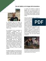 Impacto del cambio de hábito en la imagen del Venezolano