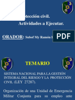 Clase Proteccion Civil