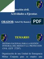 Clase Proteccion Civil