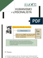 Personalismo pptx