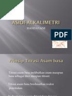 13879 7010 Asidi-Alkalimetri