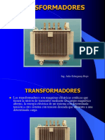 Tema 5 Transformadores, Definicion ,,Tipos