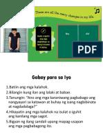 EXHIBIT Notes for Facilitators