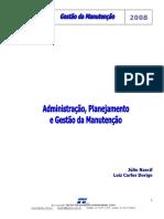 Administración, Planificación y Gestión del Mantenimiento