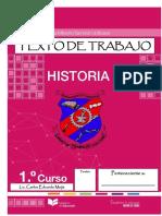 LIBRO DE TRABAJO HISTORIA BGU 1 ECUADOR