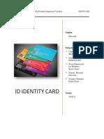 Id Identify Card