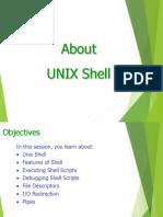 About Unix Shell