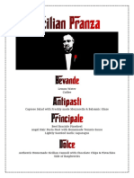 ntr 211 sicilian menu