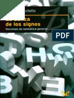 Zecchetto, Victorino - La Danza de Los Signos Nociones de Semiotica General [43828] (r1.0 Duard)