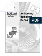 Allen Bradley - SLC 500 - Address Referencing Manual