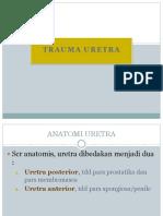 Tinjauan Pustaka TRAUMA URETRA.pptx