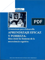 Abadzi Helen - Aprendizaje Eficaz y Pobreza-1