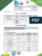 Formato de Respuestas – Fase 2 – Descriptiva