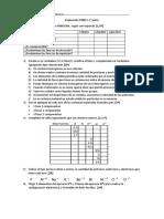 Evaluación de Estructura Atómica FINES