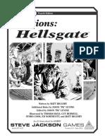 GURPS 4e - Locations - Hellsgate