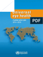 WHO Blindness Action an 2014-2019