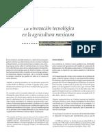 La Innov Tec en La Agric Mexicana, Soillero y Del Valle 1993