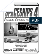 GURPS 4e - Spaceships 4 - Fighters, Carriers and Mecha