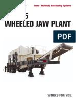 73.Terex® WJ1175 Wheeled Jaw Plant - E