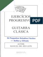 54 ejercicios guitarra clasica.pdf