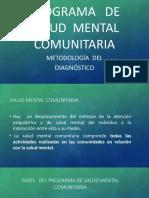 METODOLOGIA DESARROLLO COMUNITARIO