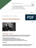 Fanon and 'the Fact of Blackness' _ Pambazuka News.pdf