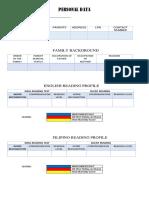 Guidance Folder