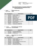 LAMPIRAN I PENGUMUMAN HASIL SELEKSI ADMINISTRASI CPNS KEMSOS 2018.pdf