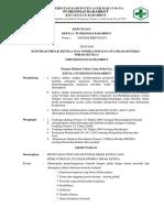 Sk Kontrak Pihak Ketiga Dan Indikator Dan Standar Kinerja