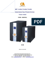 G-NET Tower Model User Manual