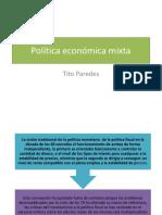 Política Mixta 001