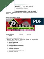 Plan de Negocios Ejemplo Publicom 4191937