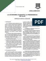 García Vázquez - La Economía Durante La Presidencia de Illia
