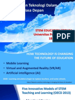 STEM Edu Forum - Dean
