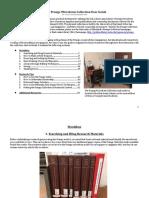 UCLA Prange Microform  Collection User Guide